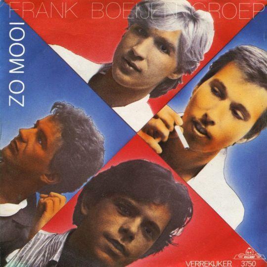 Coverafbeelding Zo Mooi - Frank Boeijen Groep