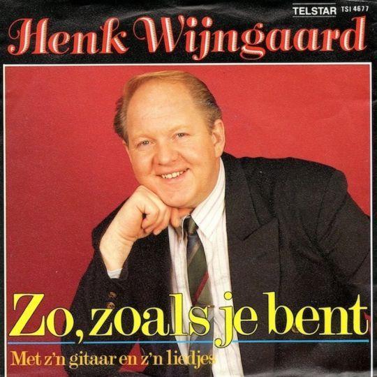 Coverafbeelding Zo, Zoals Je Bent - Henk Wijngaard