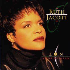 Coverafbeelding Zon Voor De Maan - Ruth Jacott