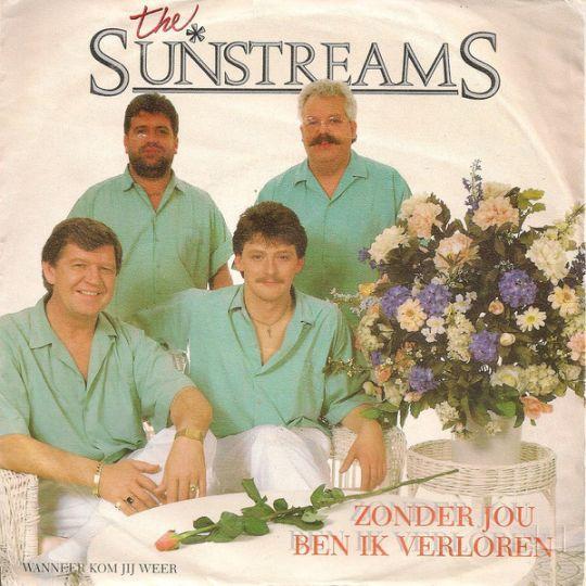 Coverafbeelding Zonder Jou Ben Ik Verloren - The Sunstreams