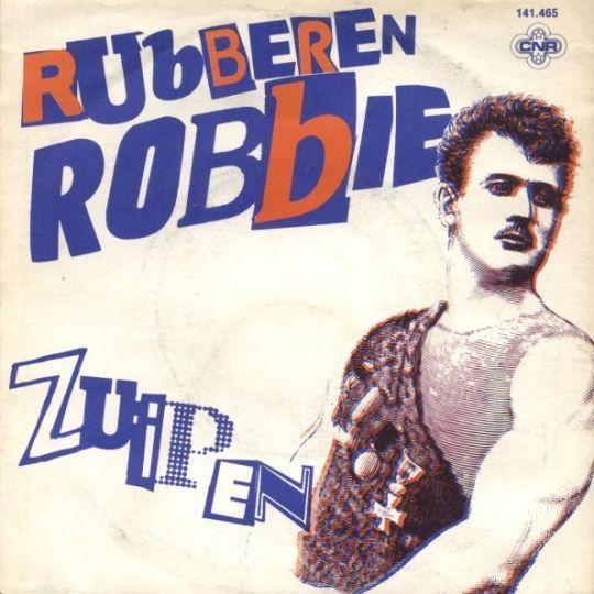 Coverafbeelding Rubberen Robbie - Zuipen