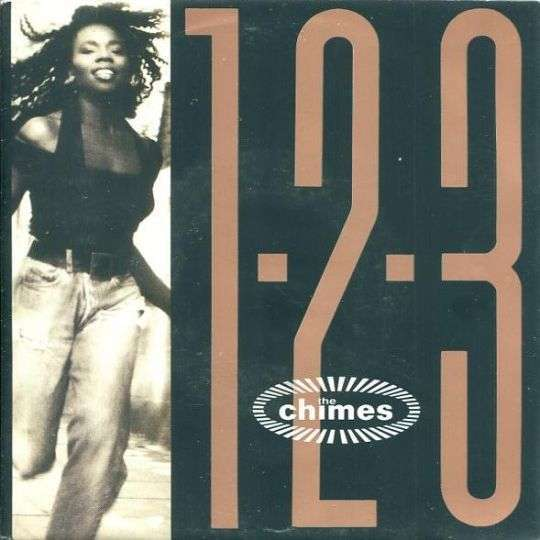 Coverafbeelding 1-2-3 - The Chimes