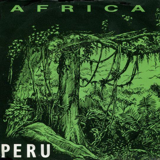Coverafbeelding Peru - Africa