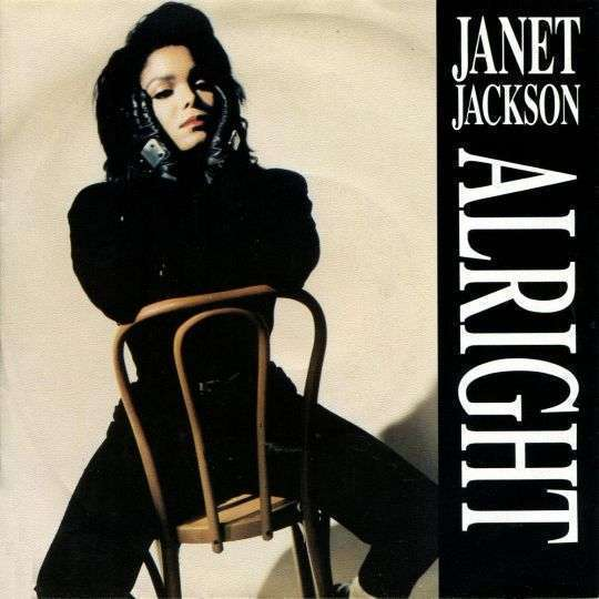 Coverafbeelding Alright - Janet Jackson