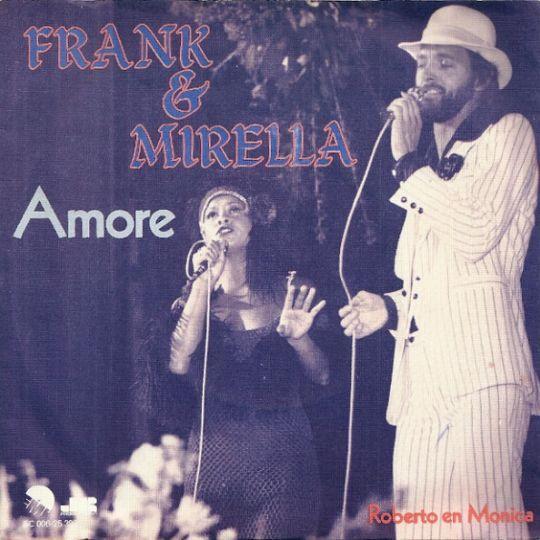 Coverafbeelding Amore - Frank & Mirella