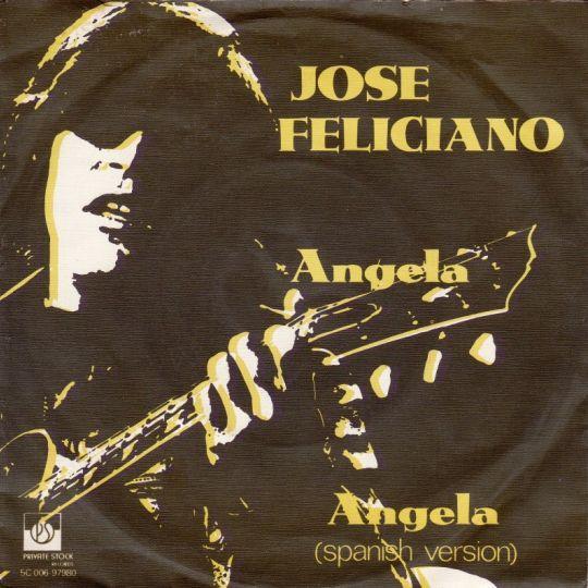 Coverafbeelding Angela - Jose Feliciano