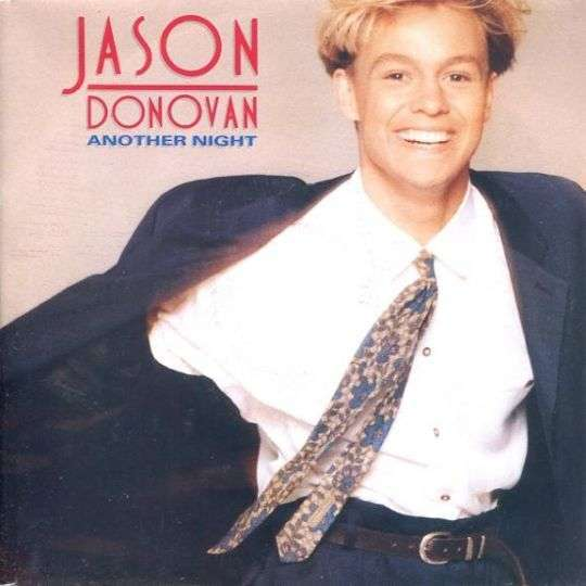 Coverafbeelding Another Night - Jason Donovan