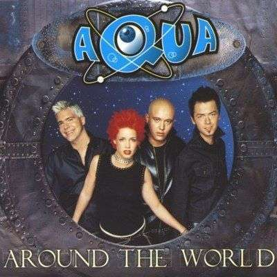 Coverafbeelding Around The World - Aqua