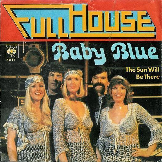 Coverafbeelding Baby Blue - Full House