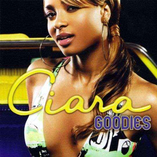 Coverafbeelding Goodies - Ciara