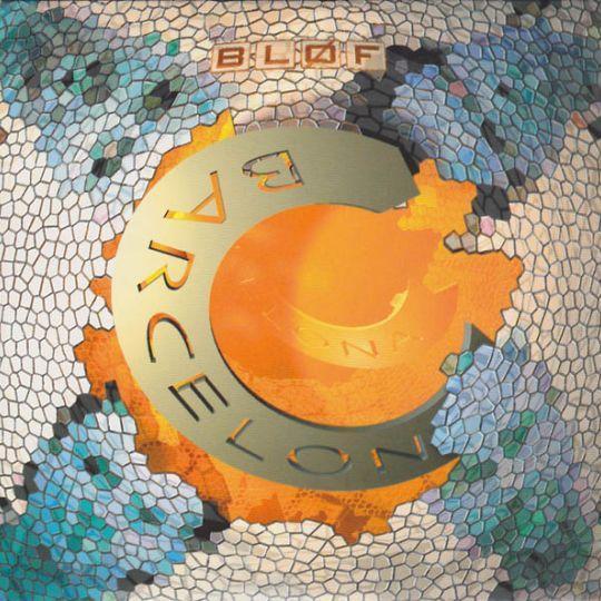 Coverafbeelding Bløf - Barcelona