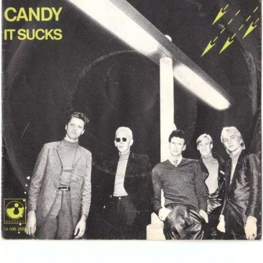 Coverafbeelding Candy - The Meteors