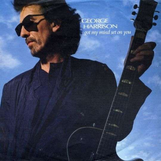 Coverafbeelding Got My Mind Set On You - George Harrison