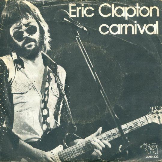 Coverafbeelding Carnival - Eric Clapton