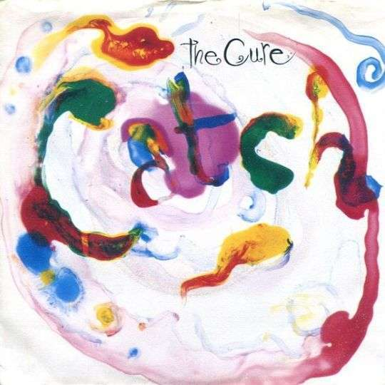 Coverafbeelding Catch - The Cure