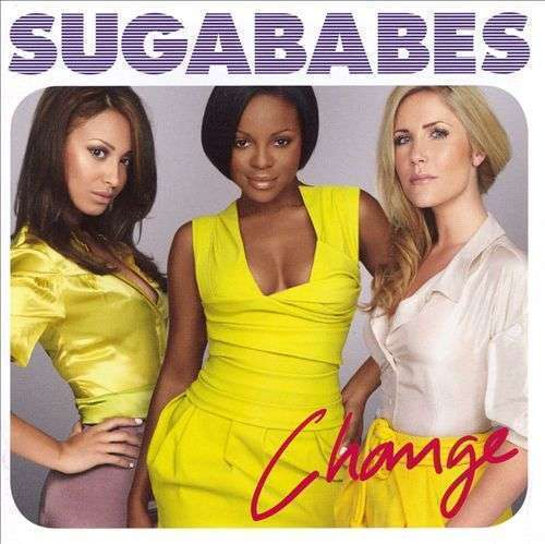 Coverafbeelding Change - Sugababes