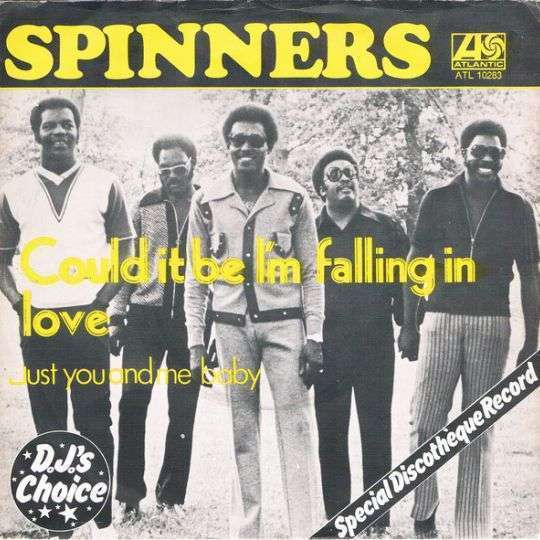 Coverafbeelding Could It Be I'm Falling In Love - Spinners