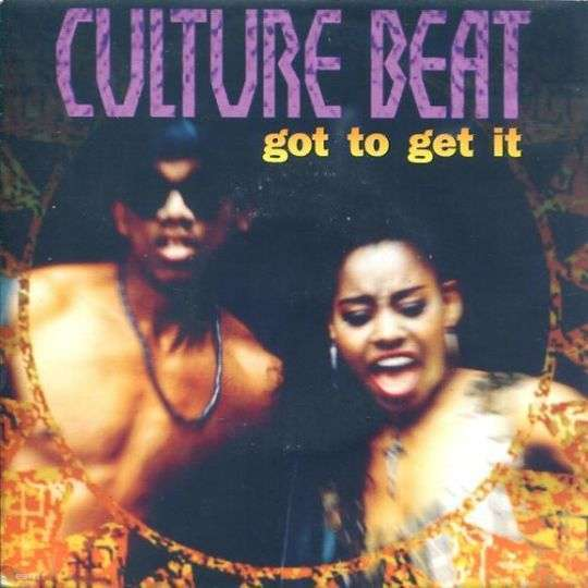 Coverafbeelding Got To Get It - Culture Beat