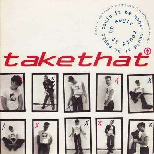 Coverafbeelding Could It Be Magic - Take That