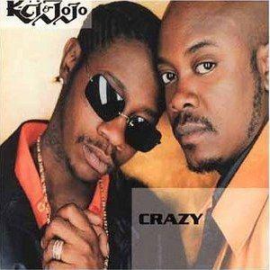 Coverafbeelding Crazy - K-ci & Jojo