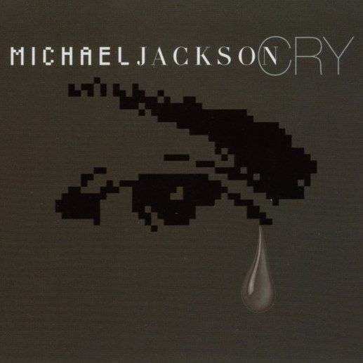 Coverafbeelding Cry - Michael Jackson