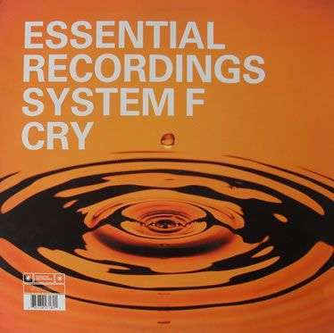 Coverafbeelding Cry - System F