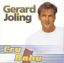 Coverafbeelding Cry Baby - Gerard Joling