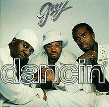 Coverafbeelding Dancin' - Guy