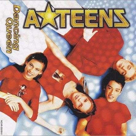 Coverafbeelding Dancing Queen - A*teens