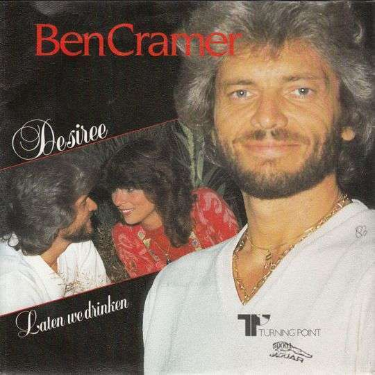 Coverafbeelding Desiree - Ben Cramer