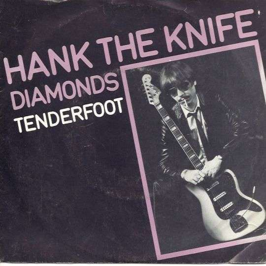 Coverafbeelding Hank The Knife - Diamonds
