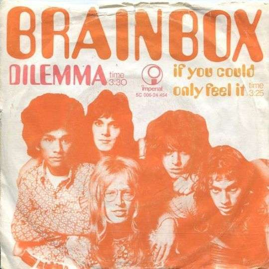 Coverafbeelding Dilemma - Brainbox