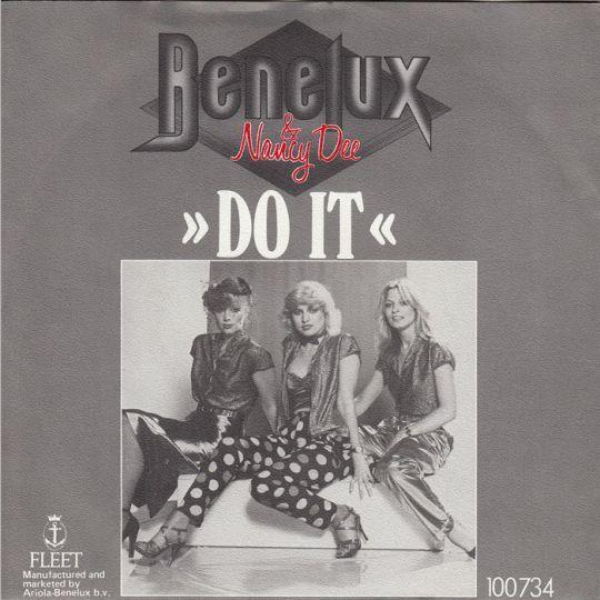 Coverafbeelding Benelux & Nancy Dee - Do It