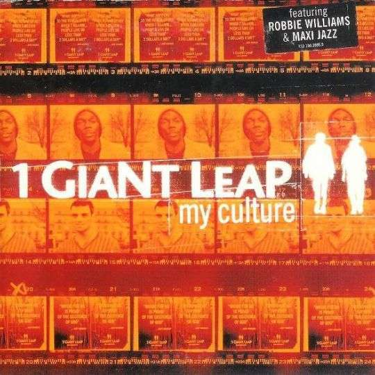 Coverafbeelding 1 Giant Leap - My Culture