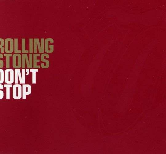 Coverafbeelding Don't Stop - Rolling Stones