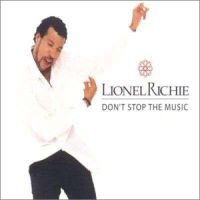Coverafbeelding Don't Stop The Music - Lionel Richie