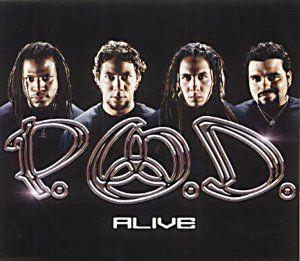 Coverafbeelding P.O.D. - Alive