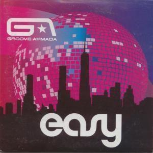 Coverafbeelding Easy - Groove Armada