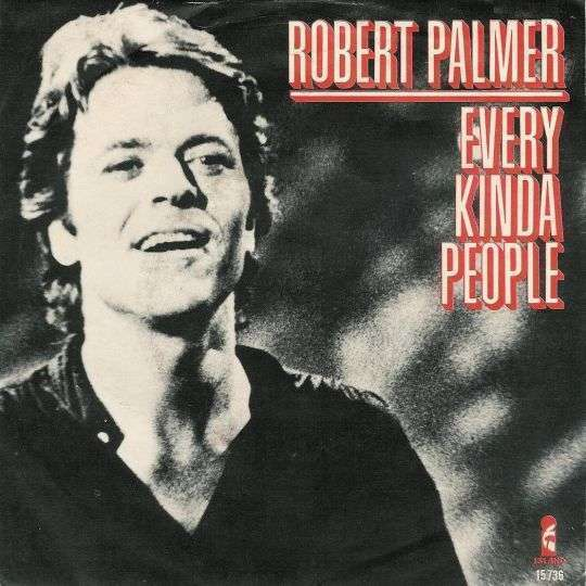 Coverafbeelding Every Kinda People - Robert Palmer