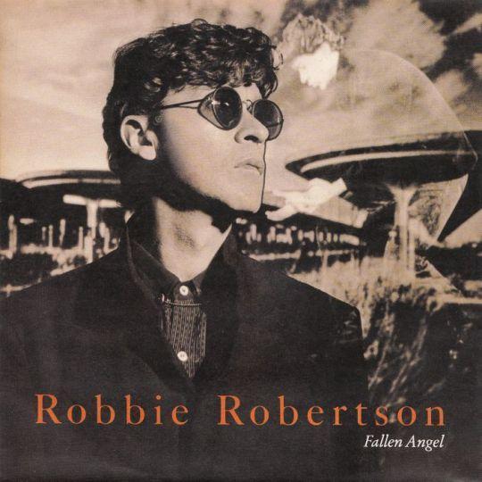Coverafbeelding Fallen Angel - Robbie Robertson