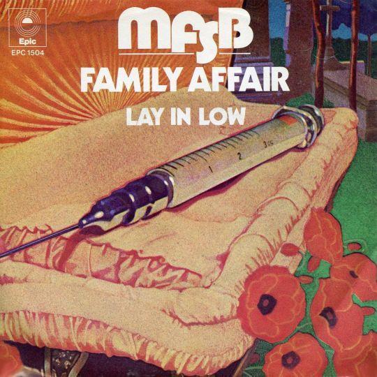 Coverafbeelding Family Affair - Mfsb