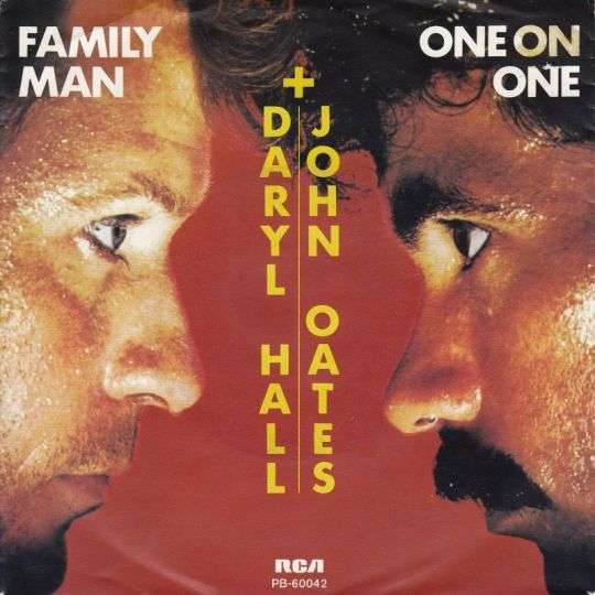 Coverafbeelding Family Man - Daryl Hall + John Oates