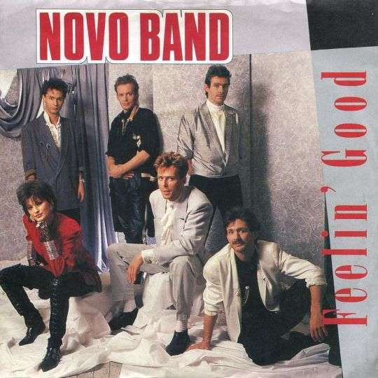 Coverafbeelding Feelin' Good - Novo Band