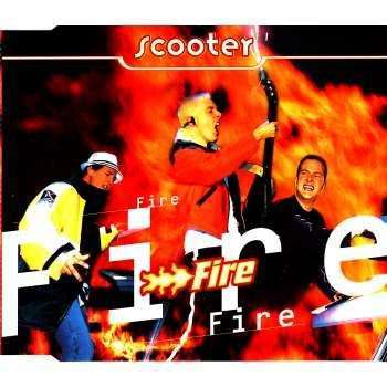 Coverafbeelding Fire - Scooter