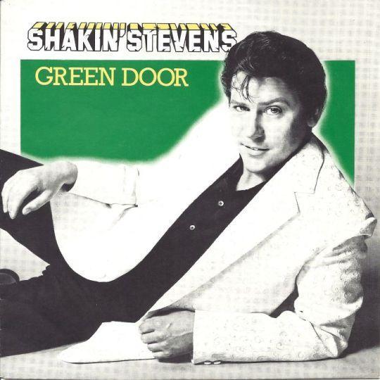 Coverafbeelding Shakin' Stevens - Green Door