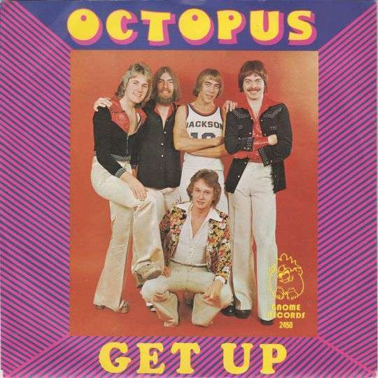 Coverafbeelding Octopus - Get Up
