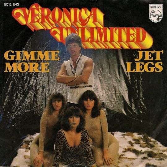 Coverafbeelding Gimme More - Veronica Unlimited