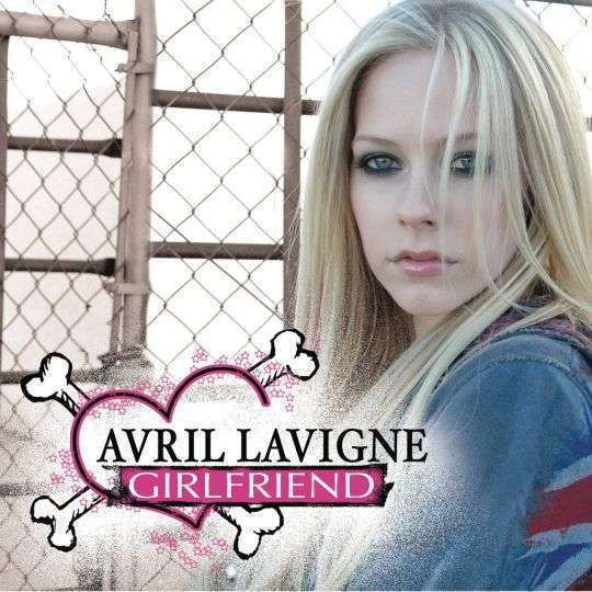Coverafbeelding Girlfriend - Avril Lavigne