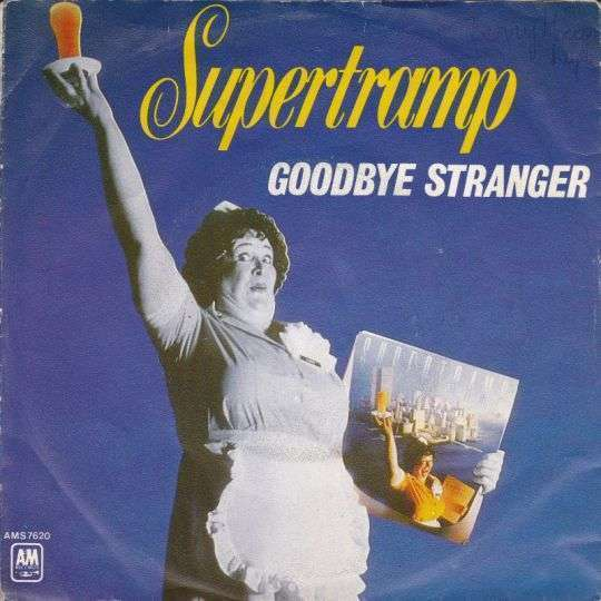 Coverafbeelding Goodbye Stranger - Supertramp