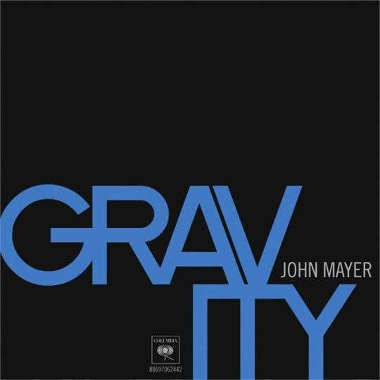 Coverafbeelding Gravity - John Mayer